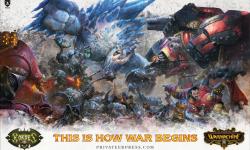 【爆炸】MK3新时代 -- 种族专题(cryx,legion,skn,ros)